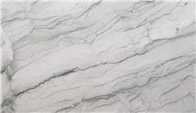 Infinity White Quartzite Slabs