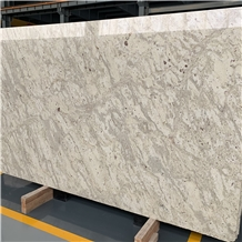 Andromeda White Granite Polished Slabs
