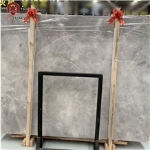 Building Material Yabo Gray Marble Slab Tile