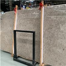 Cheap Polished Moon Grey Marble Floor Tile