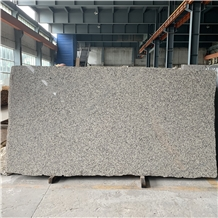 China Natural Tiger Skin Rust Yellow Granite Slab