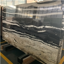 Copacabana Black & White Quartzite Slabs