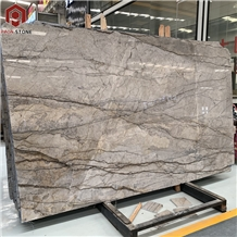 High Quality Florence Grey Marble for Wall Tiles