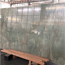 Imported Royal Jade Green Quartzite Slabs