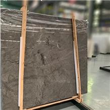 Natural Rolex Grey Marble for Hotel Floor Tile