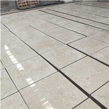 Natural Stone Ultraman Beige Colored Marble Tiles