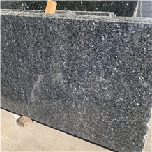 Norway Pearl Blue Granite Slab Building Designs