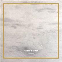 Tesoro Blanco Dolomite Marble Slabs