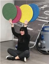 Tre 3pads Floor Polishing Pads