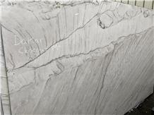 Dakar Quartzite Slabs,Exotic White Quartzite Slab