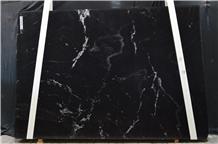 Oreo Black Granite Slabs and Tile