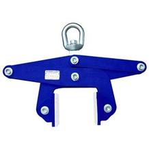 Scissor Clamp Auto Lock M2 - White Rubber