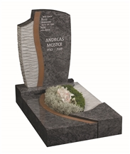 Black Granite Monument & Tombstone & Headstone