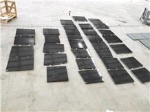 New Zimbabwe Black Granite Floor Tiles