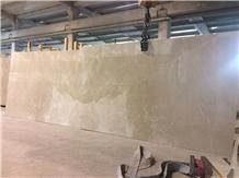 Deva Beige Marble Tile Slab Turkey