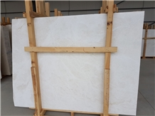 Snow White Marble Slabs, Moon White Marble Slabs, Vanilla Beige Marble