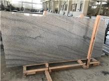New Viscount White Big Slabs Grey Granite