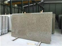 Saudi Gold Diamond Granite Slabs&Tiles
