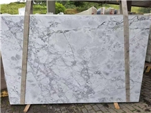 Brazil Calacatta Grey Marble Polished Slabs &Tiles
