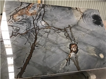 Blue Roma Quartzite Slabs