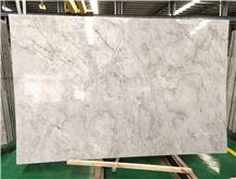 Super White Dolomite Quartzite Slabs