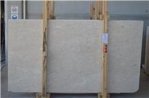 Shell Beige Limestone Slabs