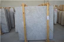 Tundra Light Gray Marble Slabs