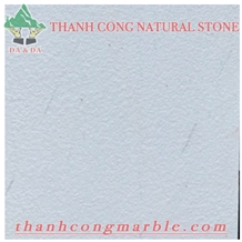 Vein White Marble Shot-Blasted Tiles