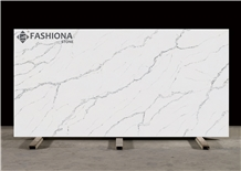 Calacatta Quartz Surface Slab