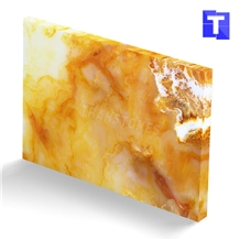 Transtones Alabaster Sheet Translucent Resin