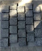 Cobbles Basalt Cobblestone, Viet Nam Grey Basalt
