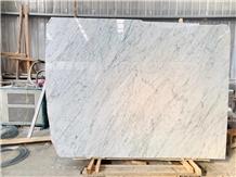 Bianco Carrara White Slabs