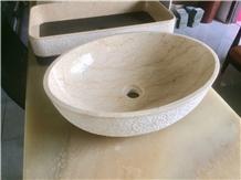 Stone Sink,Wash Basin, Marble Vessel Sinks, Vessel Basins