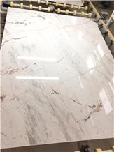 Dolomite Spider Marble- Bianco Dolomiti White Marble Slabs/Tiles