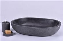Grey Basalt Sink, Wash Basins