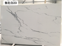 Calacatta Gold No.23 Artificial Marble Slabs