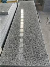 China New G603 Granite Polished Steps Stairs