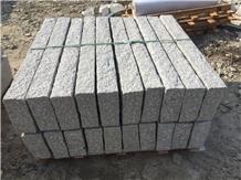 Chinese Bianco Sardo G050 Granite Kerbs/G603 Curbs