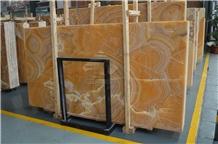 Iran Bojnord/Orange Onyx Slabs&Tiles