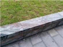 Multi-Color Granite Kerbstones