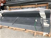 Nero Impala Black Changtai G654 Granite Steps