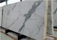 New Calacatta Oro Marble Polished Slabs&Tiles