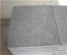 New G684 Granite Flamed Paving Tiles