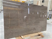 New Ottoman Grey Marble Polished Slabs