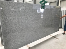 Padang Cristal Granite Slabs/Light Grey New G603