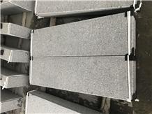 Padang Scuro Dark G654/Sesame Black Granite Steps