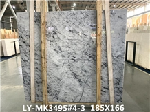 Popular Ice Grey Marble with Flower Slabs&Tiles