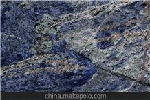 Sodalite Blue Granite Stone Slabs & Tiles