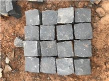Zhangpu Black Basalt Cubes/G612 Granite Setts