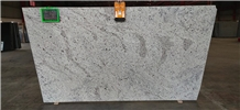 Forest White Granite Slabs